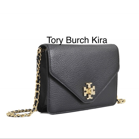 2ba29b5cef5 Tory Burch Kira Envelope crossbody. M 5b35482f7386bc60dc2bccab